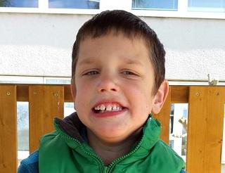 Luki sa vrátil z liečenia, doma ho čakal tablet