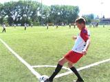 Jakub by chcel byť aspoň jeden deň futbalistom