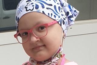 Lilianka bojuje na onkológii už štyri roky