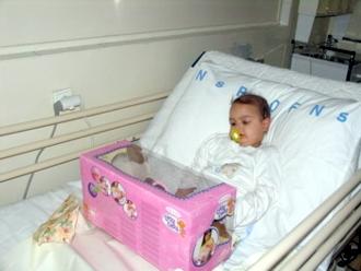 Lilianka s rakovinou túžila po bábike