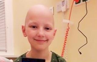 Vianočný darček pre Lilanku na onkológii