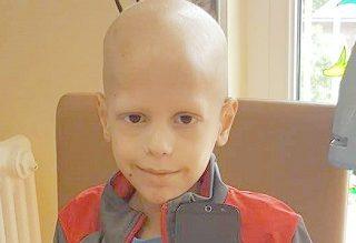 Drobný Filipko z onkológie ukázal široký úsmev