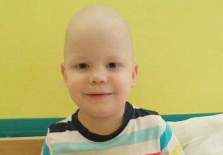 Tablet pre Samka z detskej onkológie