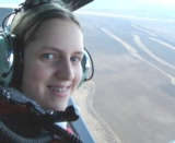 Nika túžila letieť v helikoptére