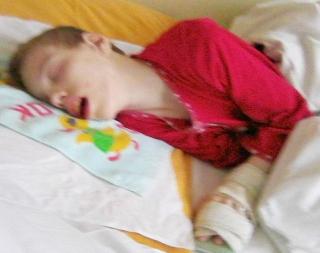 Dobrí ľudia pomohli rodine s chorým dieťaťom