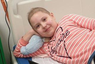 Počítač pre Sofinku, ktorá bojuje na onkológii