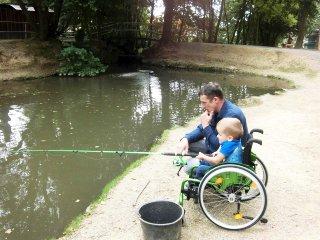 Peťko na vozíčku chce byť hráčom Boccie